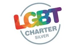LGBT Youth Charter Silver Icon