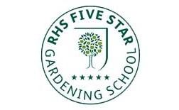 RHS Five Star Gardening School Icon