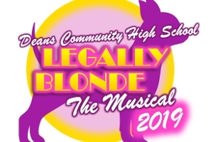 Legally Blonde Musical - Don't Miss it! Icon