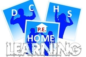 P.E. Home Learning Information for all levels Icon