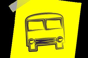 Free School Transport  Icon